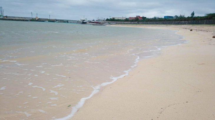 なんた浜でゆったりまったりしませんか?