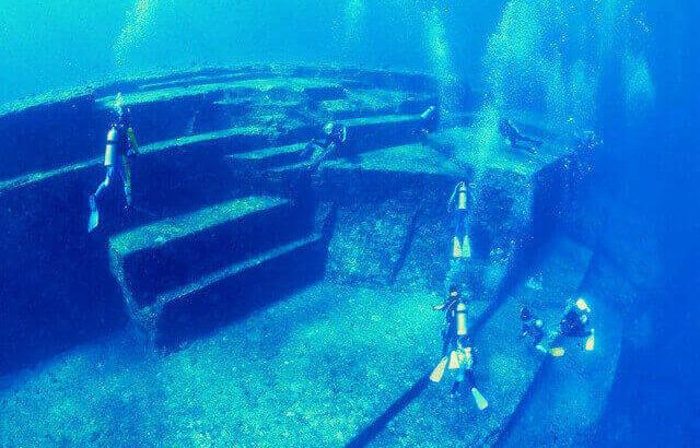 ダイバーの憧れ!いまだ謎に包まれた与那国島海底遺跡の魅力